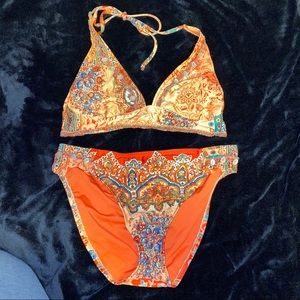 Lucky Brand bikini set